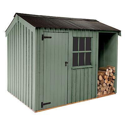The folks out of the UK seem to know how to build the perfect shed. This one, the National Trust Garden Shed is one of them. From johnlewis....