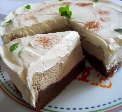 .. chute a vône mojej kuchyne...: Brownies-cheesecake kavovy alebo cosi na ten sposo...