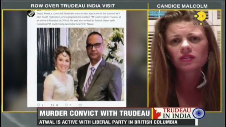 Trudeau Breaking Bread With Would-Be Assassin In India