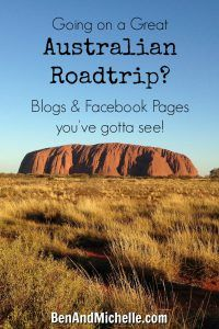 The Big Aussie Lap Blogs & Facebook pages - It may be difficult to find them, but there are some great blogs out there that give valuable information to help you plan your own big Aussie Lap.