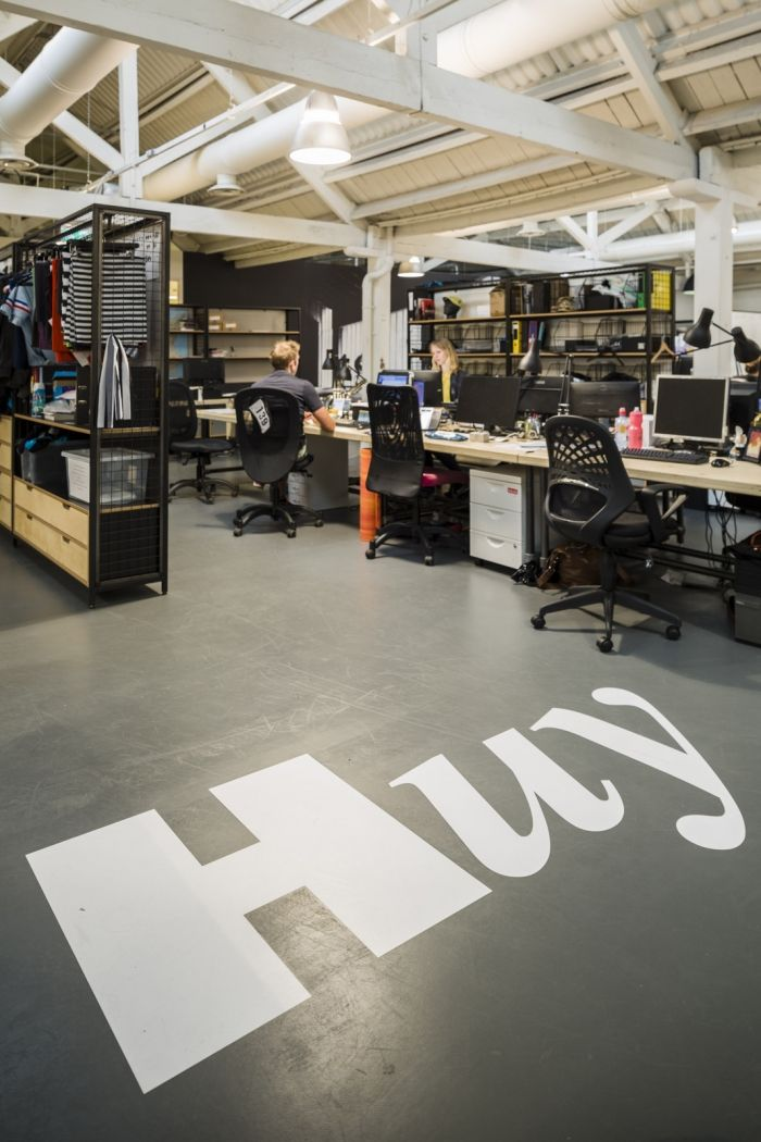 Rapha - London Headquarters - Office Snapshots