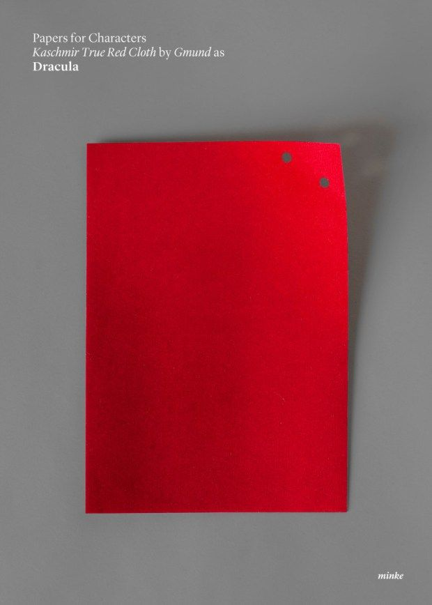 Minimalist Film Posters Made Of Paper
