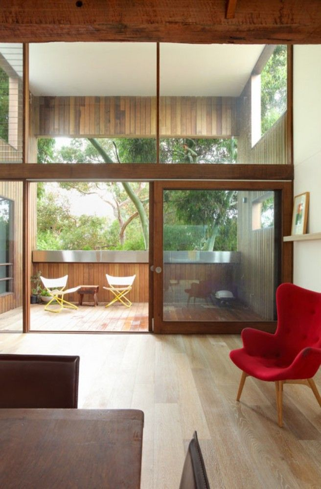 Via Arch Daily | Mid Century Modern | Orange Grove House