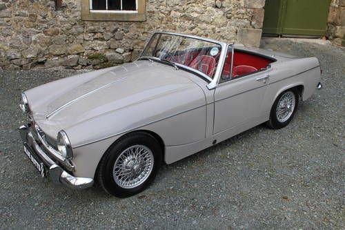 1965 MG Midget Mk11