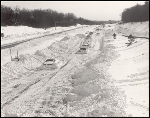 blizzard of 1978 Franklin Indiana | Remembering the Great Blizzard of 1978 - WDRB Weather Blog