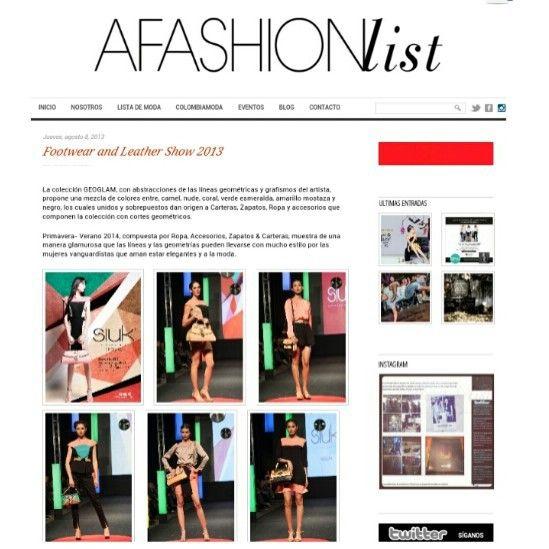 Hoy en el blog de moda más importante de Santander @Andrea Leyva