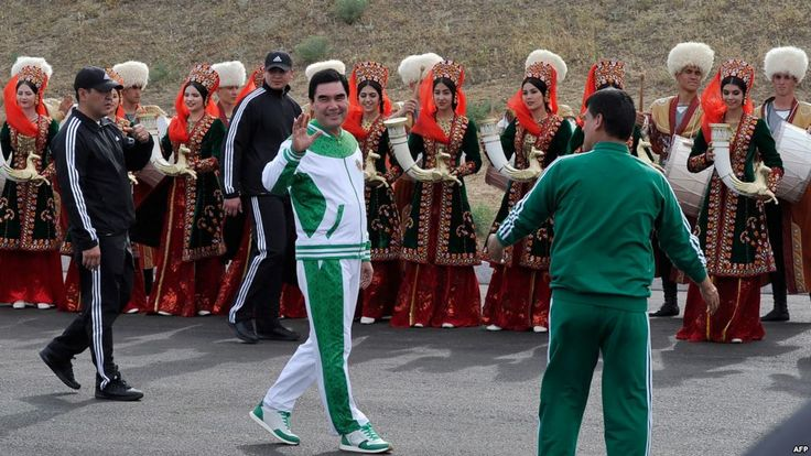 #world #news  Turkmenistan Gets Low Scores For Olympic-Sized…  #StopRussianAggression @realDonaldTrump @POTUS @thebloggerspost