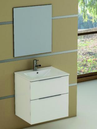 7 best Meubles de salle de bains images on Pinterest Bathroom - salle de bain meuble noir