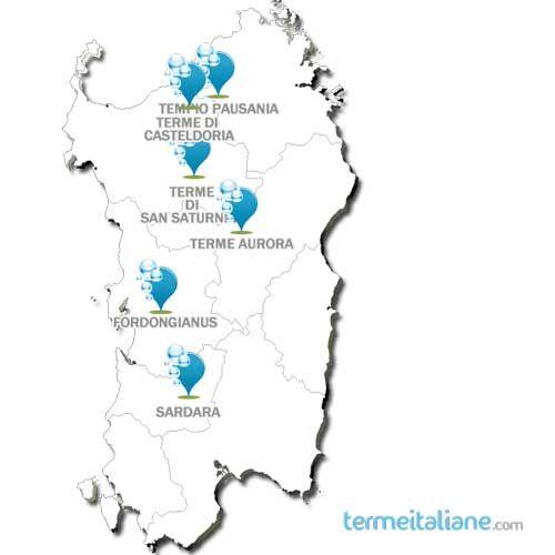 Terme in Sardegna