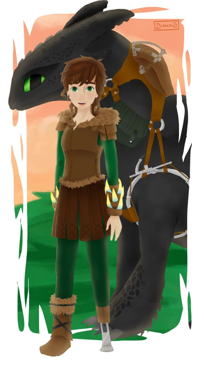 Httyd fanfiction hiccup leaves