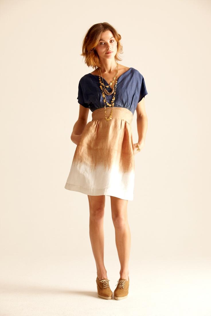 Kimono DipDye Dress  by CALYPSO ST. BARTH $229: Ties Dyes Dresses, Summer Dresses, Style, Kimonos Dips, Clothing, Dips Dyes, Ties Dyed Dresses, Calypso Dresses, Tiedi Dresses