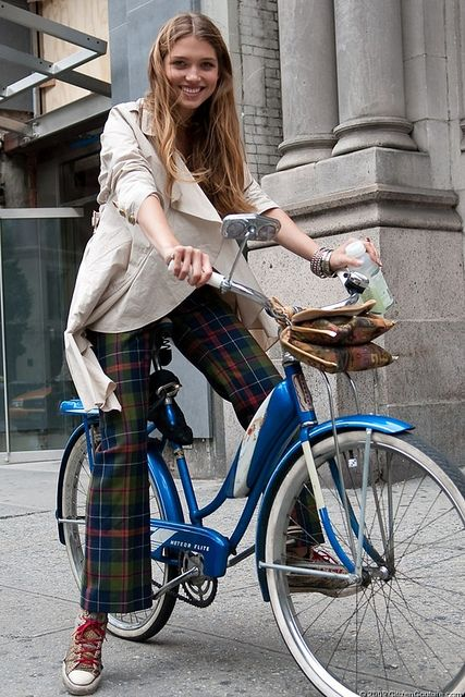 Hot Girls on Bicycles by jamis Bicycles Canada, via Flickr