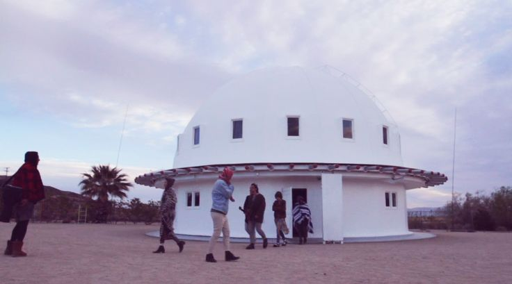 The Integratron's Magnetic Fields  LA Psychedelic Collective UFO 2012 Makes a Sonic Pilgrimage to Joshua TreeIntegratron Videos, Integratron Magnets, Canandanann Art, Joshua Trees, Collection Ufo, Ufo 2012, Sonic Pilgrimage, Psychedelic Collection, Magnets Fields