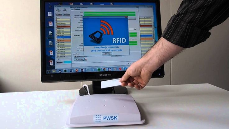 Working with RFID tool and asset management #toolsystem