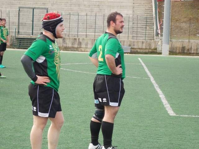 Si ferma la marcia del CUS Potenza Rugby che esce sconfitta col Salento Rugby per 26 a 12