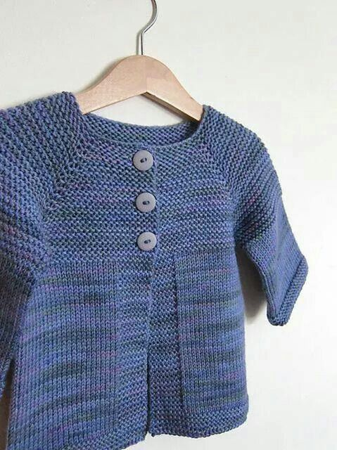 1119 best Knits for Baby images on Pinterest | Gift, Loom and Posts