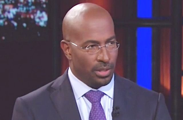 Van Jones to Bill Maher: 'If Trump Were Black We Would Call Him a Thug'