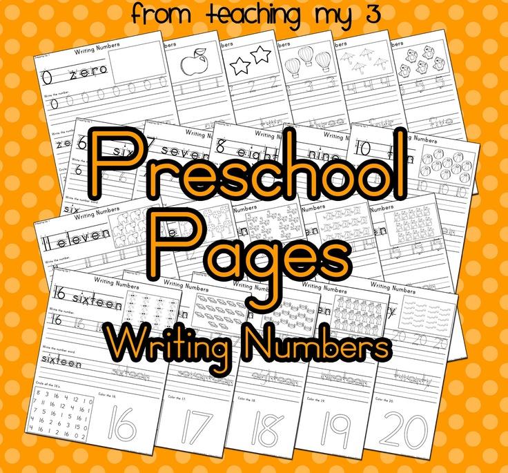 Teaching My 3: Freebie Friday: Number Writing: Idea, Teaching, Teacher Notebook, Writing Numbers, Activities, Numbers Writing Practice, Kids Education, Freebies Friday, Number Writing Practice