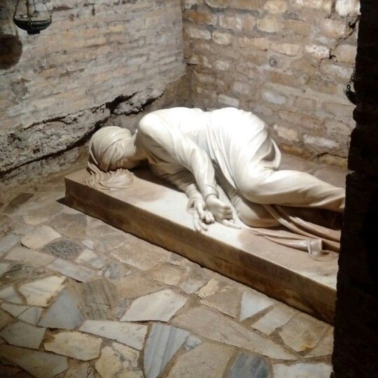 Catacombe di San Callisto en Roma, Lazio