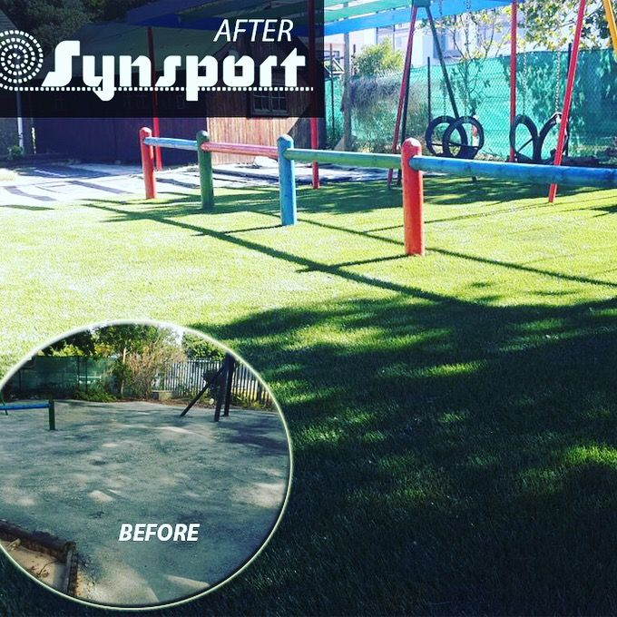 PLAY SCHOOLS & PLAY AREAS – LOOKING FOR TOUGH BUT SOFT & SAFE SYNTHETIC GRASS?  Visit our website www.synsport.co.za | www.syntheticlawn.co.za , call now on 021 987 1441 or e-mail us at info@synsport.co.za for your free quote.  #syntheticlawn #savewater #synsport #syntheticgrass #southafrica #capetown #sportssurface #playarea #playschool