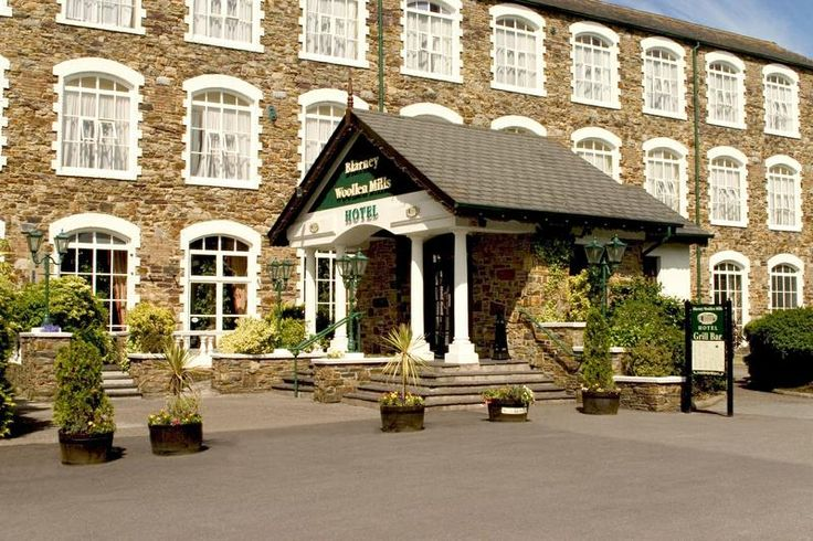 Blarney Woollen Mills Hotel - Wedding Venue in Blarney, Cork, Munster, Ireland.