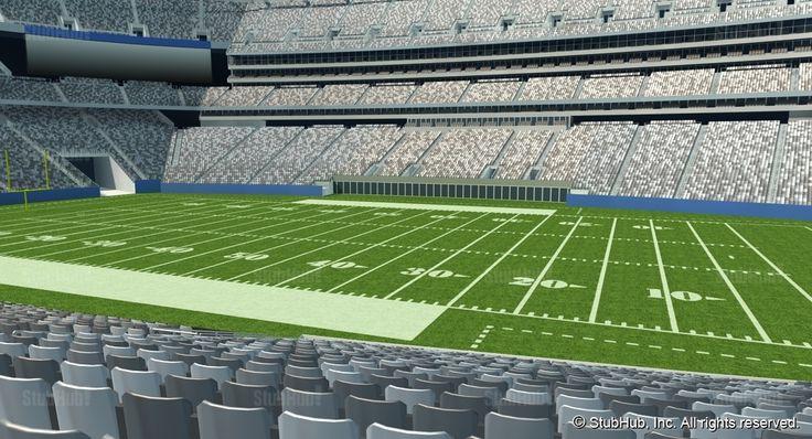 New York Giants vs Los Angeles Rams [11/05/2017] Tickets on StubHub!
