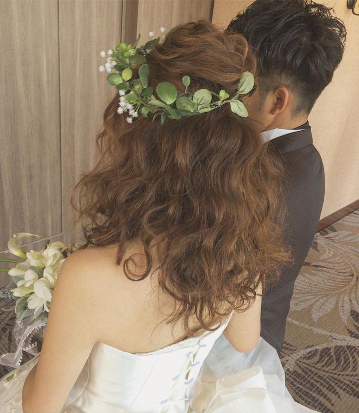 いいね!40件、コメント1件 ― @rejouir.bridal_hairのInstagramアカウント: 「. ふんわりダウンスタイル*·˚ ༘♡ . #rejouirhair #hairstyle#hairmake #ヘアメイク#ヘアスタイル#ヘアアレンジ#ブライダルヘア#ブライダルヘアメイク #プレ花嫁」
