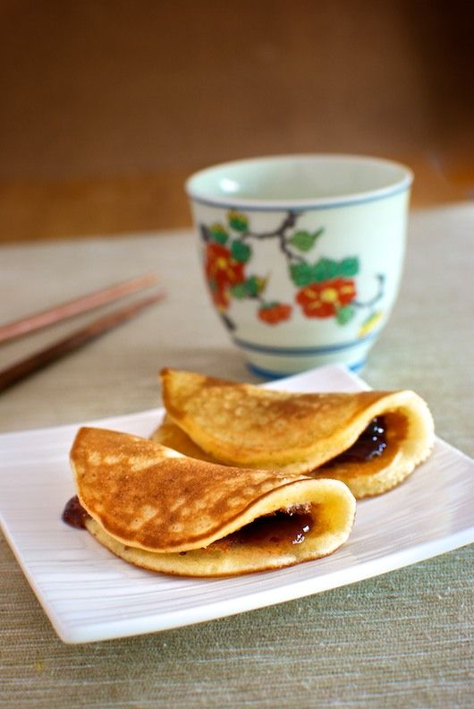 Dorayakis, receta de crepes japoneses con Thermomix « Thermomix en el mundo