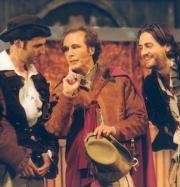 Rosencrantz y Guildenstern han muerto, 17 de marzo de 2001.