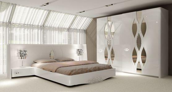 2015 Yeni Sezon Avangard Yatak Odası Modelleri