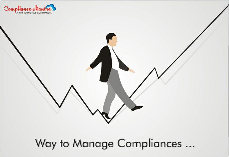 Compliance management is a way to manage your compliance related challenges.