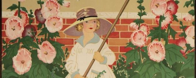 Carteles con Historia Childs Garden Verses Milo Winter 1916 #bodas #finca #madrid #eventos