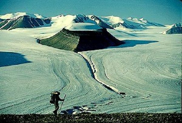 Quttinirpaaq National Park Canada's most northern national park - Ellesmere Island