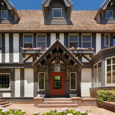 Tudor Facade 77 best house facade: windows, render, timbers images on pinterest