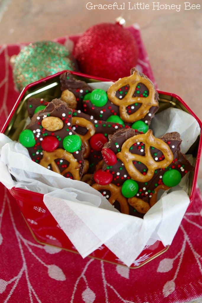 Easy recipes with white almond bark
