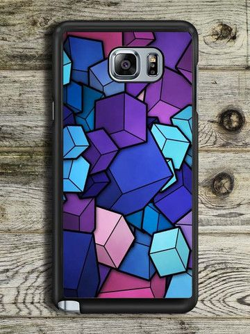 Abstract Geometric Samsung Galaxy Note 5 Case