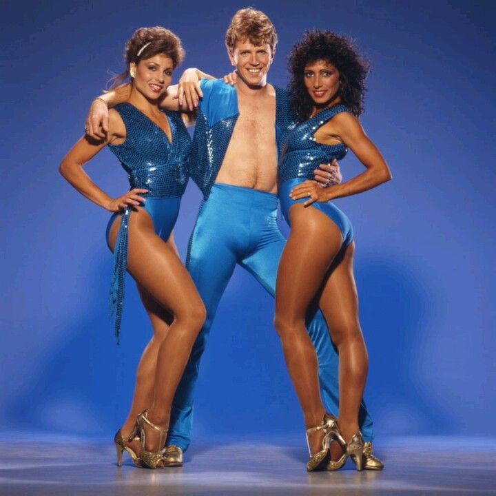 Solid Gold Dancers #80's
