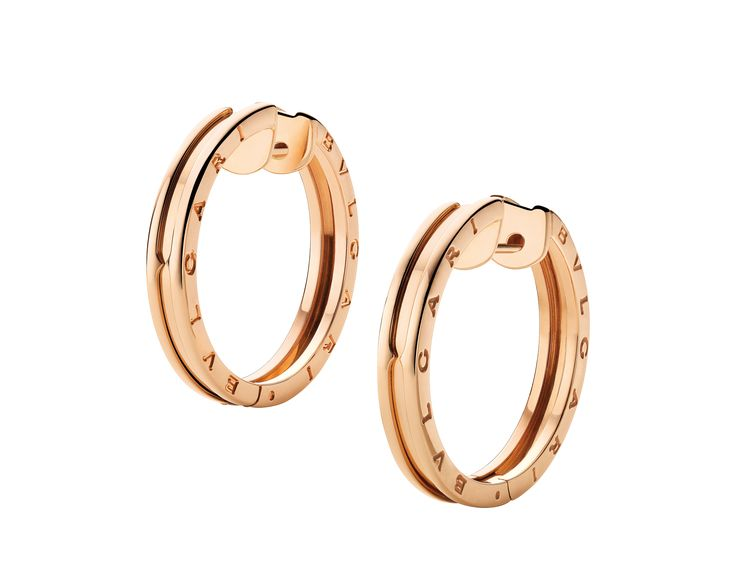 Bulgari | B.zero1 Earrings 345504-E | BVLGARI