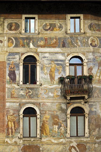 Piazza del Duomo - Trento, Trentino-Alto Adige, #Italy