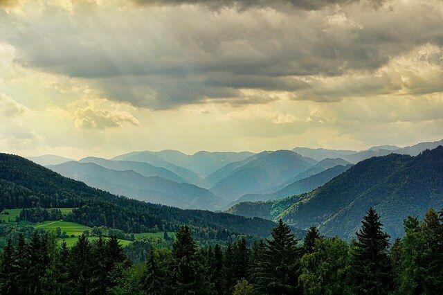 Nature Landscape Mountains Sky Hd Image Landscape Photography Landscape Panoramic Print