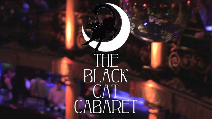 The Black Cat Cabaret. A glimpse behind the doors of The Black Cat Cabaret, filmed by The Roustabouts (www.theroustabouts.co.uk) at the open...
