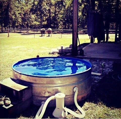 17 Best Images About Stock Tank Pool Ideas On Pinterest