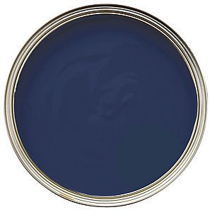 Wickes Colour @ Home Vinyl Matt Emulsion Paint Moon Shadow 2.5L | Wickes.co.uk