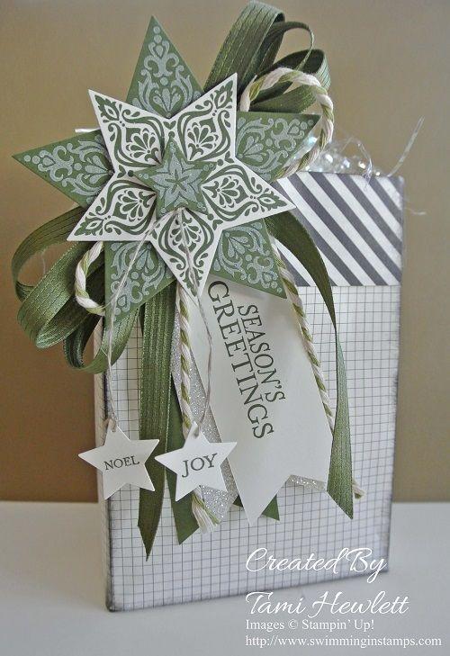 Bright & Beautiful Stars gift bag