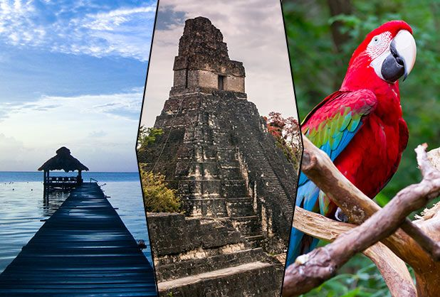 América Central, el paraíso para vacacionar | Alto Nivel