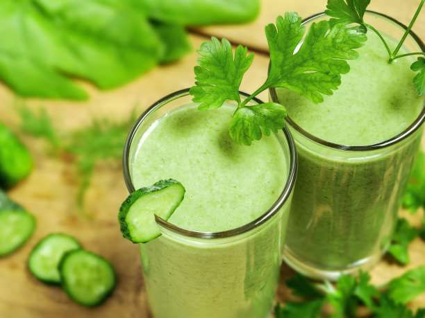 Φτιάξτε νόστιμα smoothie για να ενεργοποιήσετε την επίφυση του εγκεφάλου σας