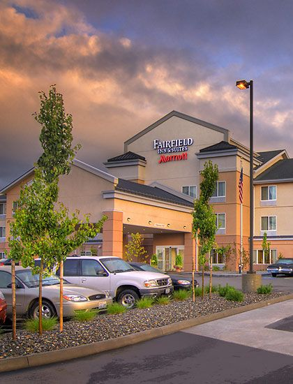 Fairfield Inn & Suites Burlington Washington