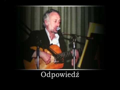 Odpowiedź - Przemysław Gintrowski