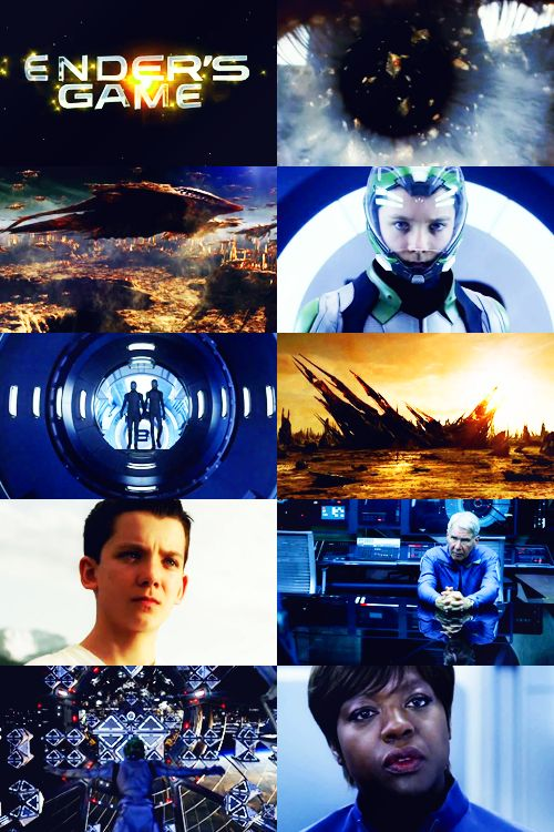 Ender's Game. Finally a movie that follows the book!