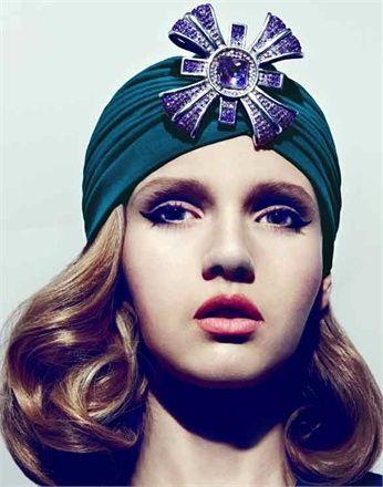 Vogue Gioiello: Purple Jewels